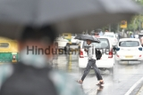 Heavy Rains In Delhi NCR Disrupts Daily Life
