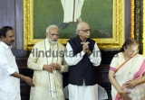 Leaders Pay Tribute To Syama Prasad Mookerjee On His Birth Anniversary At Parliament House