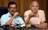 Delhi Chief Minister Arvind Kejriwal Press Conference After Meeting With Lieutenant Governor Anil Baijal