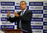 Press Conference Of Chairman Of Reliance Anil Dhirubhai Ambani Group Anil D Ambani