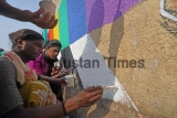 Wall Panting Project Queering The City In Mumbai
