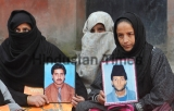 Relatives Of Disappeared Kashmiri Muslims Protest To Mark 'International Human Rights Day'