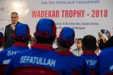 Wadekar Trophy 2018 - One Day Cricket Series For Physically Challenged