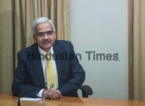 New RBI Governor Shaktikant Das Takes Charge At RBI Headquarters