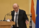 India's CDAC, France' Atos Sign Contract On Supercomputers In Presence Of French Foreign Minister Jean Yves Le Drian