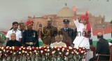 Oath Ceremony Of Rajasthan Chief Minister Ashok Gehlot And Deputy Chief Minister Sachin Pilot