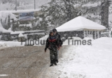 Kashmir Witnesses First Snowfall Of '19