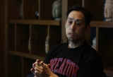 HT Exclusive: Profile Shoot Of Korean-American Musician Joe Hahn