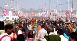 Kumbh Mela : Millions Of Devotees Take Dip At Sangam On Paush Purnima