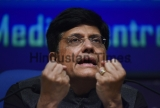 Union Finance Minister Piyush Goyal Press Conference After Presenting The Interim Budget 2019-20