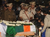 Pulwama Terror Attack: Last Rites Of Martyred CRPF Jawans Performed With Full State Honour