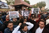 Nation Protest Against The Killing Of CRPF Personnel In The Pulwama Terror Attack