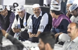 Delhi Chief Minister Arvind Kejriwal Address First Lok Sabha Election Campaign Rally For Aam Aadmi Party