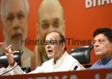 BJP Unveils Campaign Theme, Slogan Songs For Lok Sabha Polls