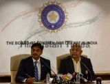 BCCI Press Conference On Indian Team Selection For World Cup