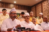 Joint Press Conference Of AAP And JJP