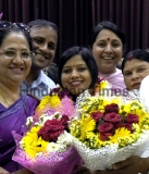 Anju Kamalkant Elected Mayor Of EDMC