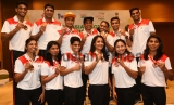 Boxing Federation Of India Felicitates Asian Boxing Championships Medal Winners