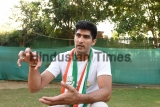 Congress Candidate Vijender Singh Campaigns For Lok Sabha Elections