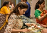 People Buy Gold Ornaments On The Occasion Of Akshay Tritiya