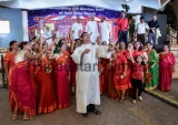 East Indian Celebrations At Holy Cross Church