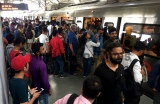 Passengers Stranded After Snag Hits Delhi Metro Yellow Line
