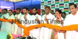Press Conference Of Lok Janshakti Party Chief Ram Vilas Paswan