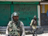 Authorities Imposed Restrictions In Kashmir After Top Militant Commander Zakir Musa Killed