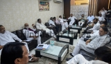 Congess-NCP Leaders Hold Joint Meet At Dhananjay Munde's Residence