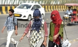 Mercury Rises In Delhi-NCR, Intense Heat Wave To Continue In The North