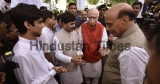 BJP Leader Syed Shahnawaz Hussain Hosts Eid Milan Programme At His Residence