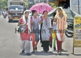 Delhi-NCR Reels Under Scorching Heat
