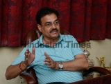 Profile Shoot Of Former Former Indian Cricketer Dilip Vengsarkar