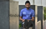 Profile Shoot Of Indian Hockey Team Member Akashdeep Singh