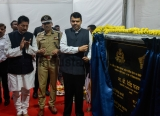 Maharashtra CM Devendra Fadnavis Lays Foundation Stone For Cyber Crime Police Station At Bandra