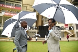 West Indies Batsman Brian Lara Attends Doctorate Degree Ceremony In Navi Mumbai