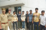 Ghaziabad Police Arrest Seven Members Of Envelope Gang, Offer Lift To Passengers And Robbed