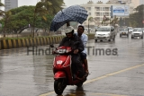 Heavy Rain Lashes Mumbai