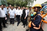 Delhi Chief Minister Arvind Kejriwal Attends Safety Awareness Workshop For Field Level Sewage Functionaries