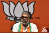 Former PM Chandra Shekhar's Son And SP Rajya Sabha MP Neeraj Shekhar Joins BJP