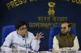 Press Conference Of Union Ministers Prakash Javadekar And Piyush Goyal On Cabinet Decisions
