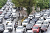 Rains In Delhi-NCR Causes Waterlogging And Traffic Jams