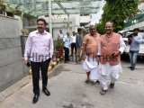 Senior Karnataka BJP Leaders Meet BJP President Amit Shah