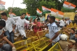 Protest Against Accident Of Unnao Rape Victim