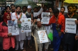 Residents And Tenants Of Dongri Protest Against Brihanmumbai Municipal Corporation