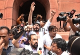 PDP MP Protest Against Scrapping Of Article 370 In Jammu And Kashmir