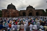 Muslims Celebrate Eid-Al-Adha In India