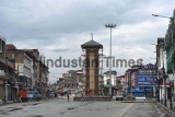 Restrictions In Srinagar Ahead Of Independence Day