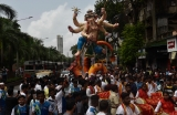 Ganpati Idols Taken For Upcoming Ganesh Festival