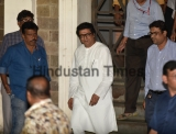 MNS President Raj Thackeray Grilled By Enforcement Directorate In Money Laundering Case